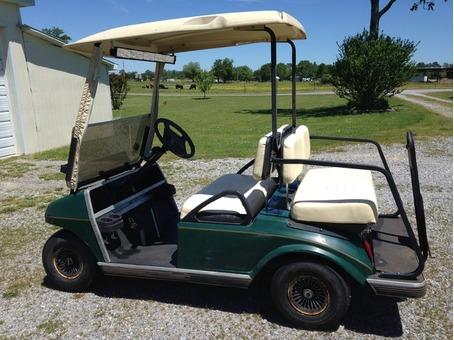 2000 Club Car Golf Cart